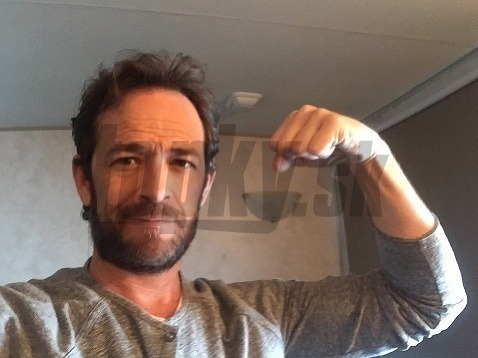 Luke perry jack perry