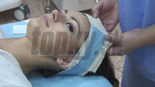 Kolesárová podstúpila operáciu uší.