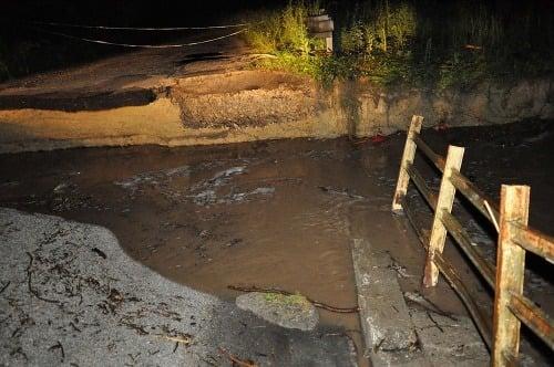 Zaplavených obciach rátajú škody: takúto povodeň nepamätajú!