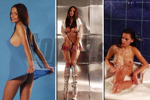 foto kundy nahá děvčata