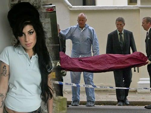 Amy Winehouse nezvládla nešťastnú