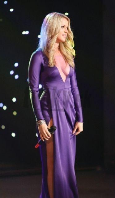 Sexi Gabriela Gunčíková.