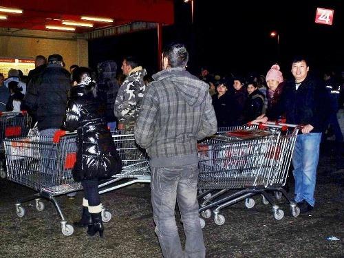 Supermarket o nákupnej hystérii kvôli zľavám: hodnotíme to