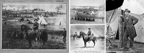 Najstaršie fotografie z &;photoshopu&;: retuš slávnych a mocných!