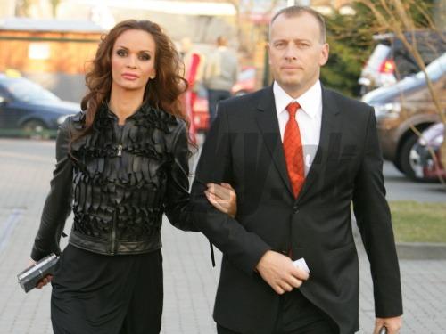Andrea Heringhová a Boris