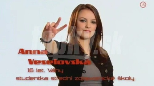 Anna Veselovská - členka