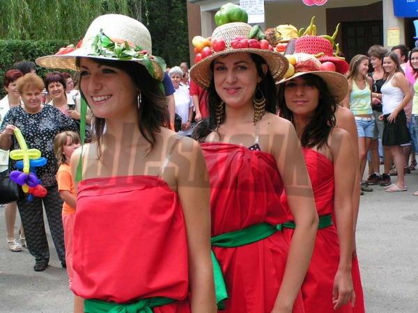 Súčasťou lečovej akcie bola aj módna prehliadka klobúkov