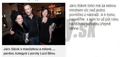 Ďalší škandál Slávika: Tajní