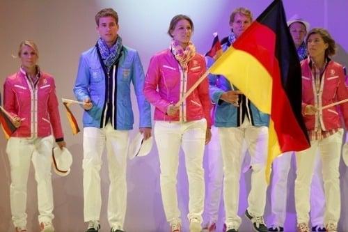 Briti hodnotili oblečenie olympionikov: