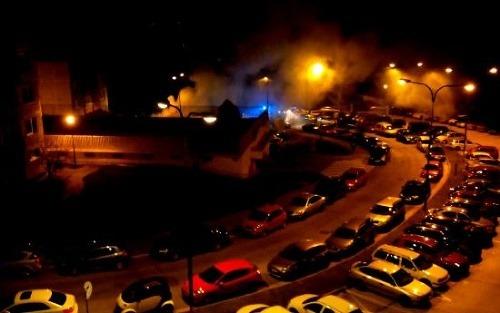 Vybavovanie účtov: na dlhých dieloch ráno zhoreli štyri autá