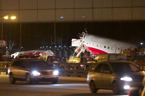 Letecká tragédia v Rusku