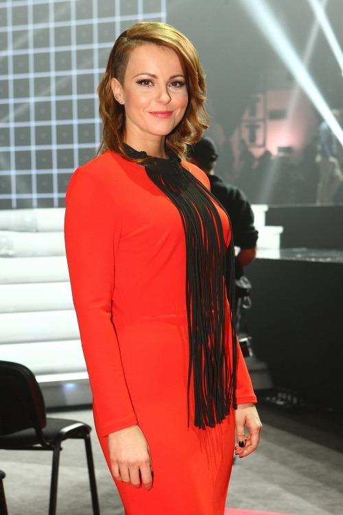 Katarína Knechtová na Slávikovi