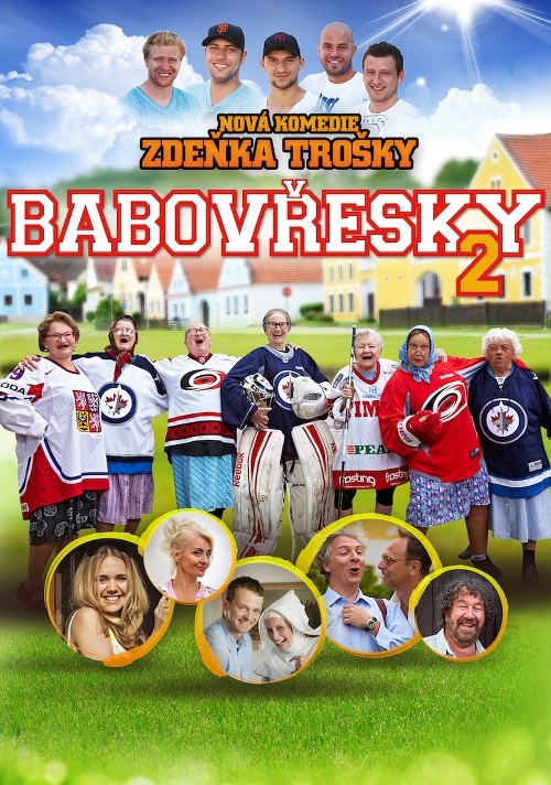 Re: Babovřesky 2 / Old Gossipton 2 (2014)