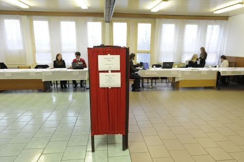 Voľby na Luníku IX