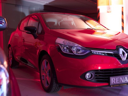 Renault Mégane na Slovensku