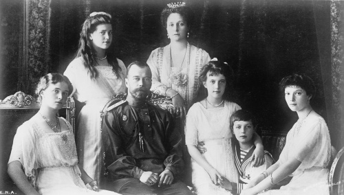 Posledný ruský cár Mikuláš