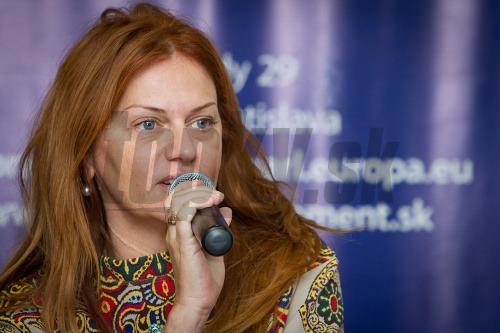 Monika Flašíková Beňová na