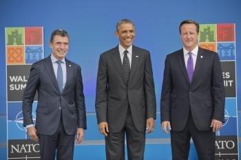 Anders Fogh Rasmussen, Barack