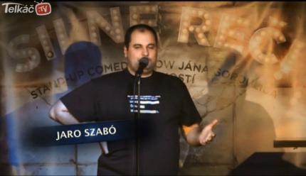 ŠTAMGASTI │ Jaro Szabó