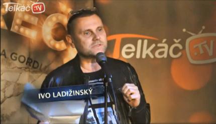 DÔVOD VYPIŤ │ Ivo Ladižinský