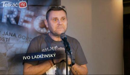 KEĎ SME SAMI │ Ivo Ladižinský