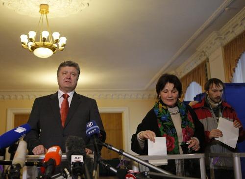 Voľby na Ukrajine