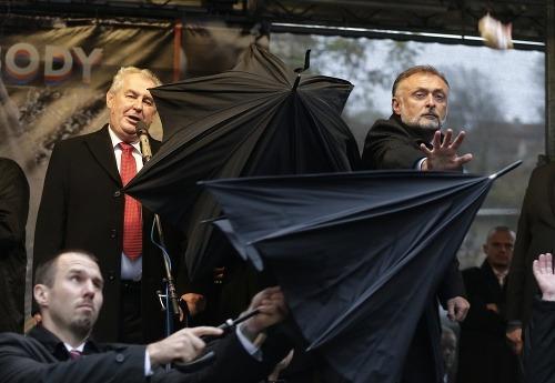 Prezidenta ČR Miloša Zemana