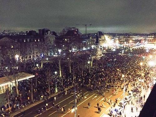Teroristický útok v Paríži,