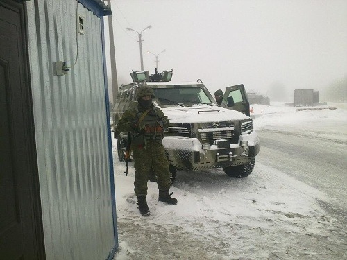 Na Ukrajine vybuchol autobus,