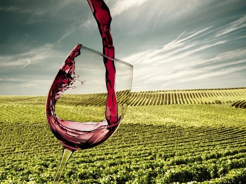 Doprajte si pohárik vína,