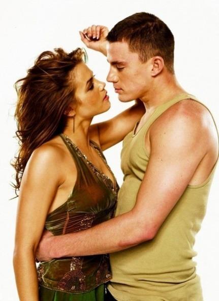 Channing Tatum a Jenna