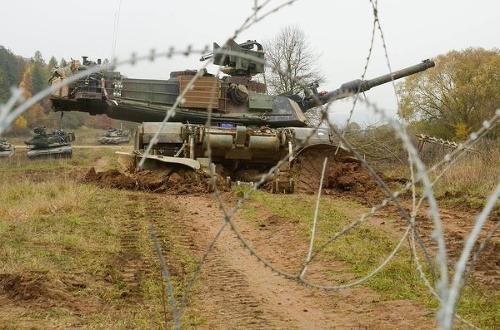 Simulácia útoku Ruska dopadla