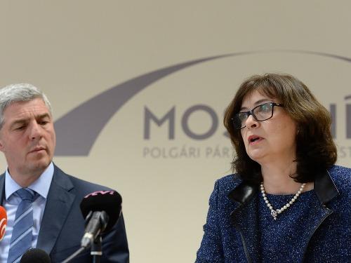 Podpredsedníčka strany Lucia