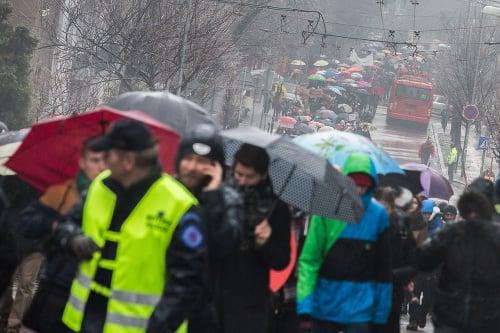 SPRÁVA DŇA Štrajk učiteľov,