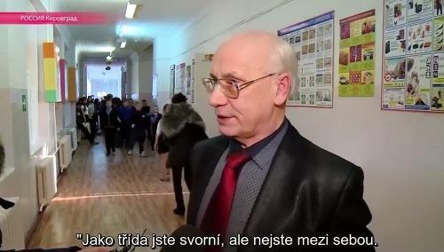 Propaganda v ruských školách: