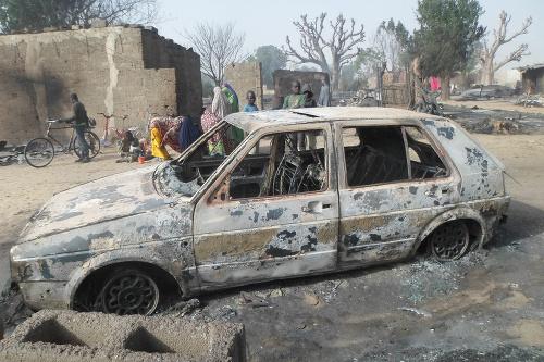 Po útoku Boko Haram