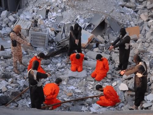 Teroristi z Daeš sa