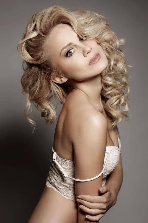Sexi FOTO blondínky z