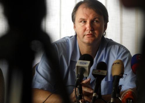 Vladimír Cingel, ktorý úspešne