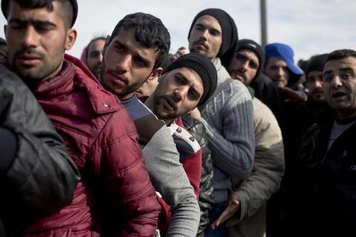 FOTO Európa v napätí
