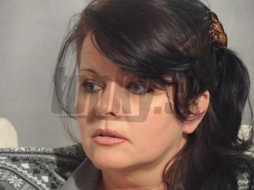 Drogy v Markíze, herečka