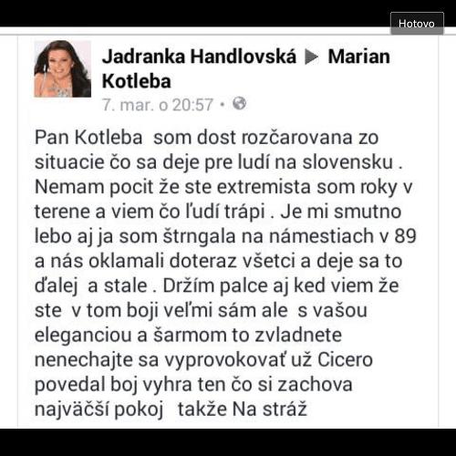 Kontroverzný počin speváčky Jadranky: