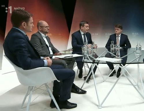 Drsná povolebná debata, hádka