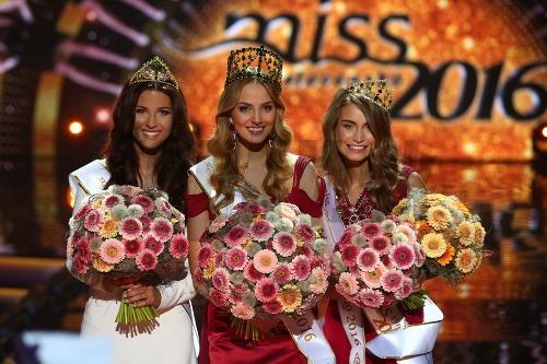 Miss Slovensko 2016: Trapas