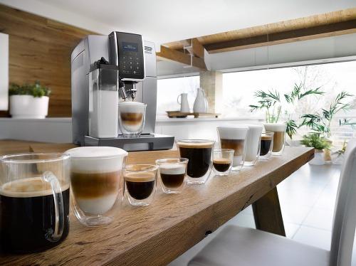 Kvalitný kávovar z rady