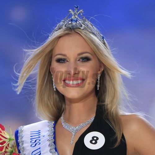 Miss Universe 2009 Denisa Mendrejová