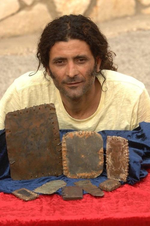 FOTO Tvár Ježiša Krista
