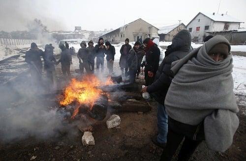 Migrantov na FOTO neodrádza