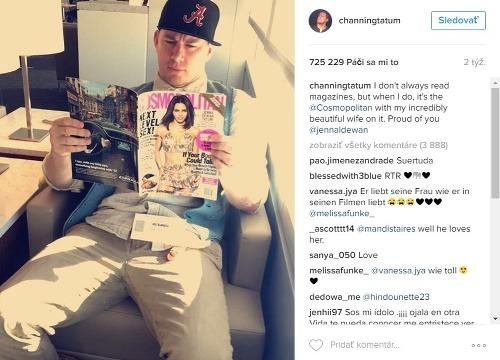 Jenna Dewan Tatum prehovorila