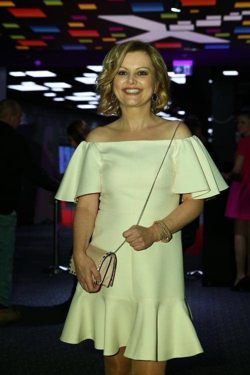 Evita Urbaníková počas večera